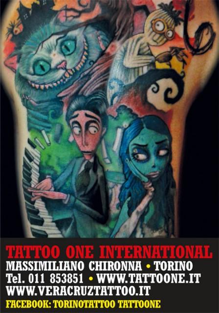 tattooneinternational2 448x640 Tattoo One International   www.tattoone.it www.veracruztattoo.it FB: Torinotattoo Tattoone
