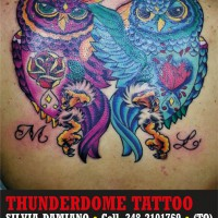 Thunderdome Tattoo