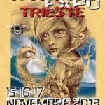 6th Trieste Tattoo Expo 2013