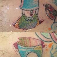 hide tattoo