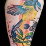 bird tattoo 150x150 Tattoo artist gallery: Lianne Moule