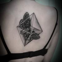 butterfly letter tattoo 200x200 Tattoo Artist Gallery: Ien Levin