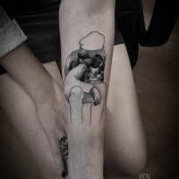 Children Tattoo