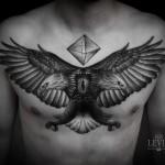 ealge eye tattoo 150x150 Tattoo Artist Gallery: Ien Levin