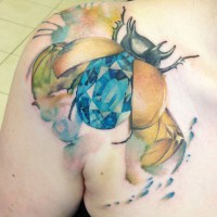 Insects tattoo