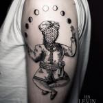 meditation tattoo 150x150 Tattoo Artist Gallery: Ien Levin