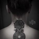 roses tattoo 150x150 Tattoo Artist Gallery: Ien Levin