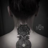 roses tattoo 200x200 Tattoo Artist Gallery: Ien Levin