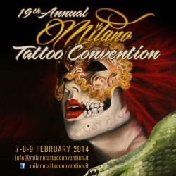 Milano Tattoo Convention 2014