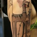 cat tattoo Noon 150x150 Tattoo artist gallery: NooN