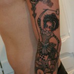 fairy tattoo Noon 150x150 Tattoo artist gallery: NooN