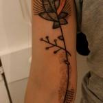 flower3 tattoo Noon 150x150 Tattoo artist gallery: NooN