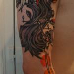 forest tattoo Noon 150x150 Tattoo artist gallery: NooN
