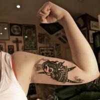 girl tattoo Noon 200x200 Tattoo Tartist gallery: NooN