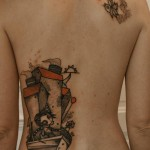 home boat tattoo Noon 150x150 Tattoo artist gallery: NooN