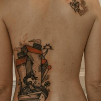 Home Boat Tattoo NooN