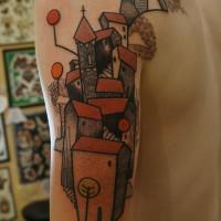 house tattoo Noon 200x200 Tattoo Tartist gallery: NooN