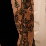 mountain tattoo Noon 150x150 Tattoo artist gallery: NooN