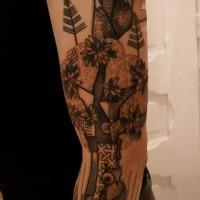 mountain tattoo Noon 200x200 Tattoo Tartist gallery: NooN