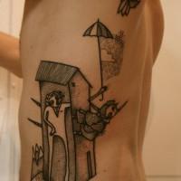tattoo Noon 200x200 Tattoo Tartist gallery: NooN