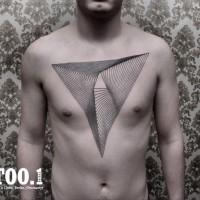 chest geometric tattoo chaim 200x200 Tattoo Artist gallery: Chaim Machlev