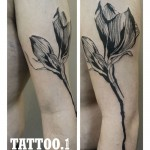 flower tattoo julia rehme 150x150 Tattoo Artist Gallery