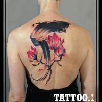 magnolia tattoo julia rehme 200x200 Tattoo Artist Gallery: Julia Rehme