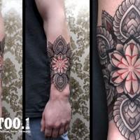 mandala tattoo chaim 200x200 Tattoo Artist gallery: Chaim Machlev