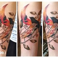 nightingale tattoo julia rehme 200x200 Tattoo Artist Gallery: Julia Rehme