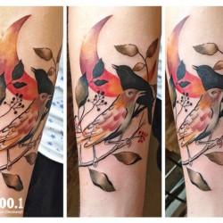Tattoo Artist Gallery: Julia Rehme