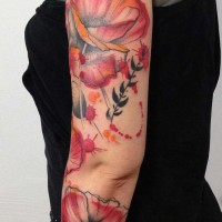 poppy juliarehme 200x200 Tattoo Artist Gallery: Julia Rehme