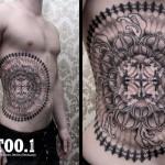 tattoo by chaim