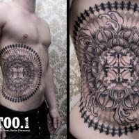 tattoo chaim 200x200 Tattoo Artist gallery: Chaim Machlev
