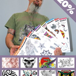 Get 20% off your Tattoo Professionist @ Palermo Tattoo Expo