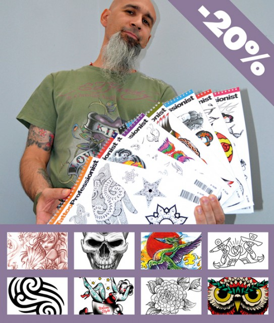 NL alle Professionist 6001 543x640 Get 20% off your Tattoo Professionist @ Palermo Tattoo Expo