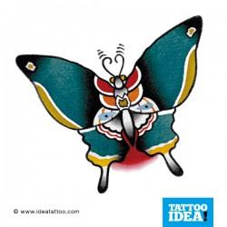 Tatto Idea farfalle 250x250 Disegni Tattoo   Farfalle