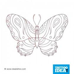 linear butterfly