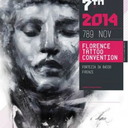 7th Florence Tattoo Convention :: 7-8-9 November 2014