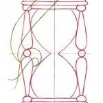194 idea tattoo tutorial hourglass Morbix 5 150x150 Disegna una clessidra in stile traditional