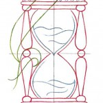 194 idea tattoo tutorial hourglass Morbix 6 150x150 Disegna una clessidra in stile traditional