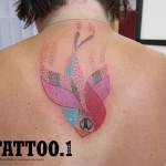 bird plunge Pengi Tattoo 150x150 Tattoo artist gallery: Pengi