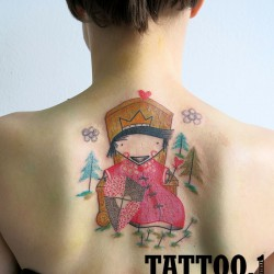 empress Pengi Tattoo 250x250 Gallery Tattoo