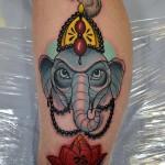 ohm tattoo Piotr Gie 150x150 Tattoo Artist Gallery: Piotr Gie