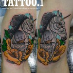 unicorn tattoo Piotr Gie 150x150 Tattoo Artist Gallery: Piotr Gie