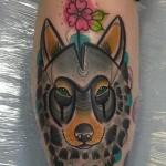 wolf tattoo Piotr Gie 150x150 Tattoo Artist Gallery: Piotr Gie