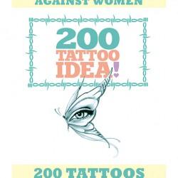 Associazione Casa delle Donne contro la violenza onlus per  #200TattooIdea