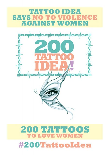 200 tattoos english blog 453x640 200 tattoos to love women