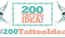200 tattoos to love women