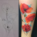 Tattoo by, Silvia 031TattooShop, Erba (CO)