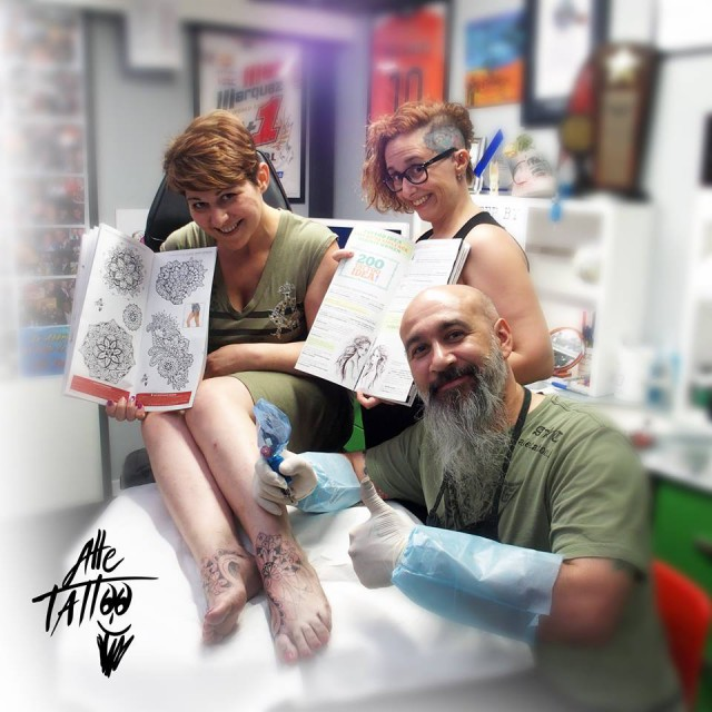 Tattoo by Alle Tattoo